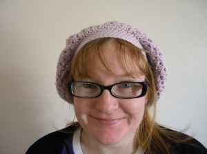 Granny's no slouch hat
