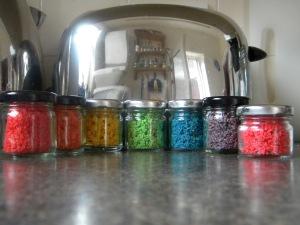 rainbow couscous